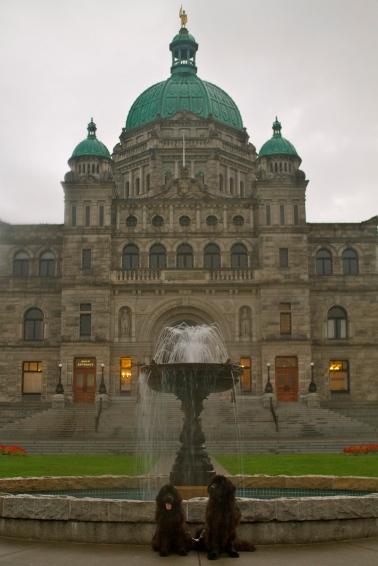 Provincial Legislature - Victoria, BC